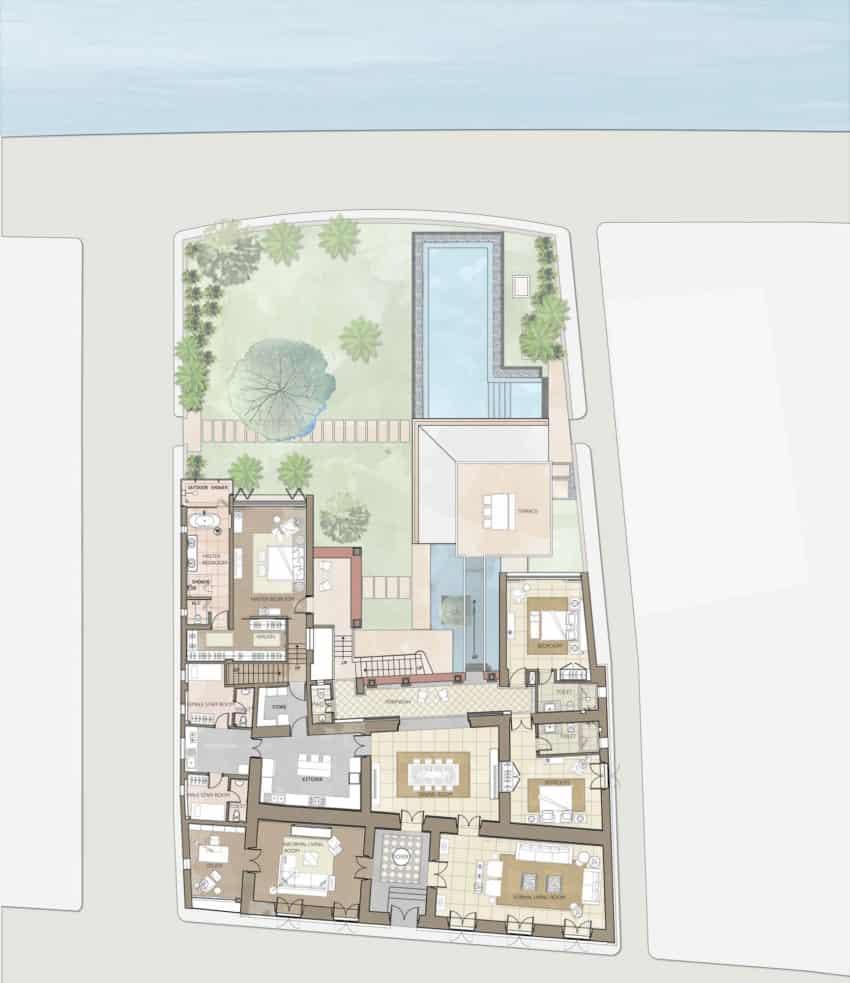 Villa Ribander by Raya Shankhwalker Architects (14)