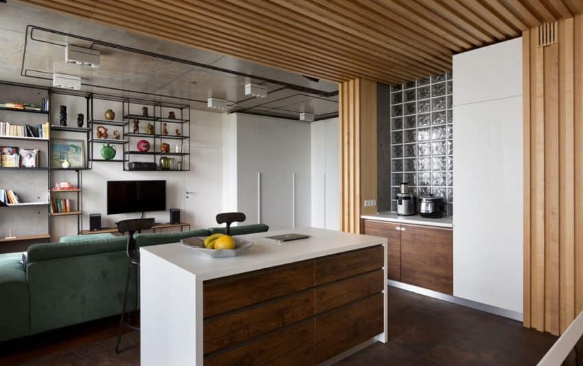 Vishnya Apartment by Sergey Makhno Architects (10)
