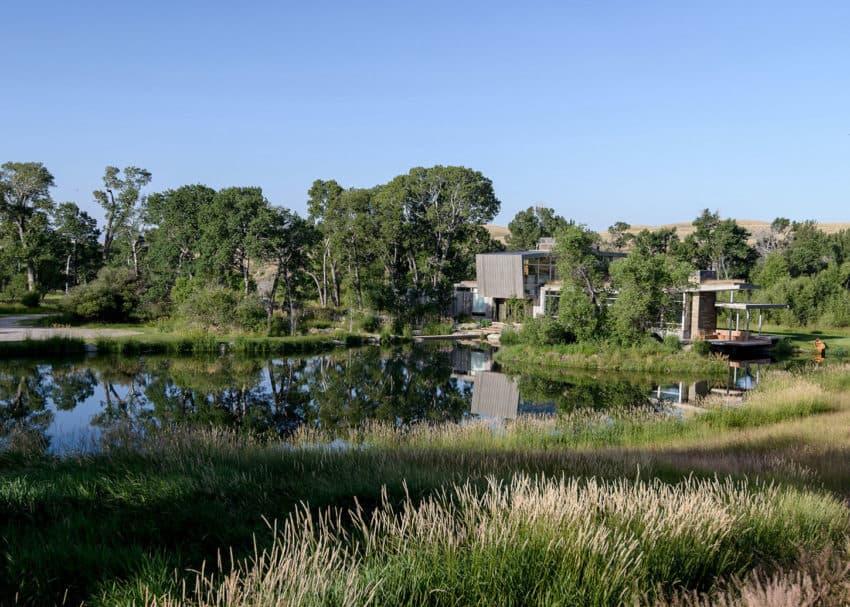 Big Timber Riverside by Hughes Umbanhowar Architects (1)