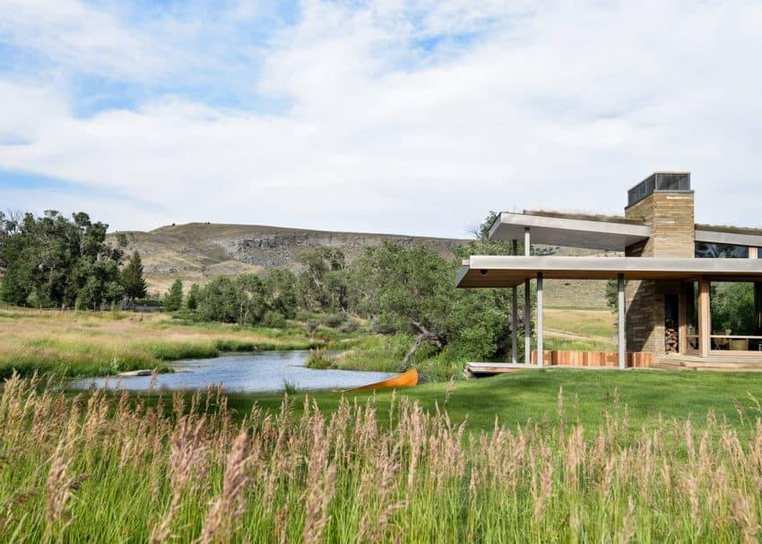 Big Timber Riverside by Hughes Umbanhowar Architects (8)