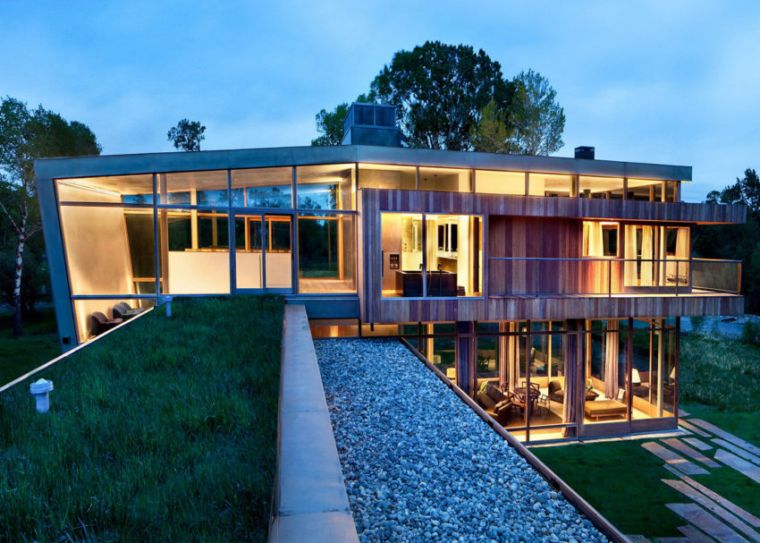 Big Timber Riverside by Hughes Umbanhowar Architects (24)
