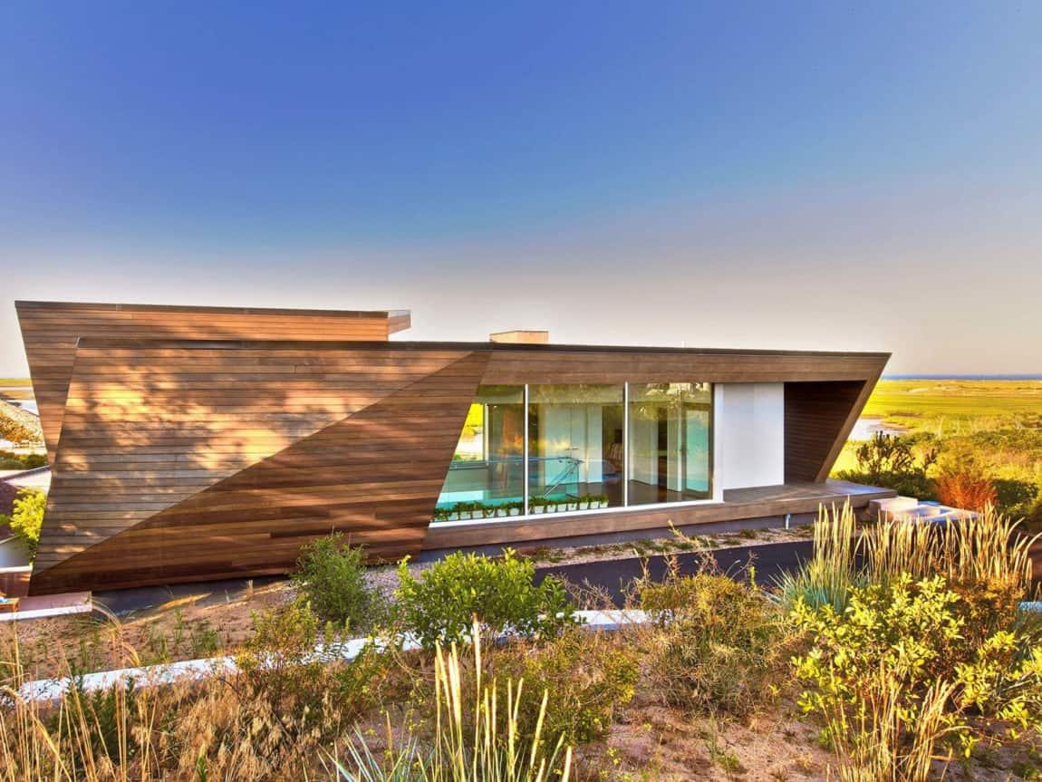 Cape Cod Beach House by Hariri & Hariri Architecture (1)