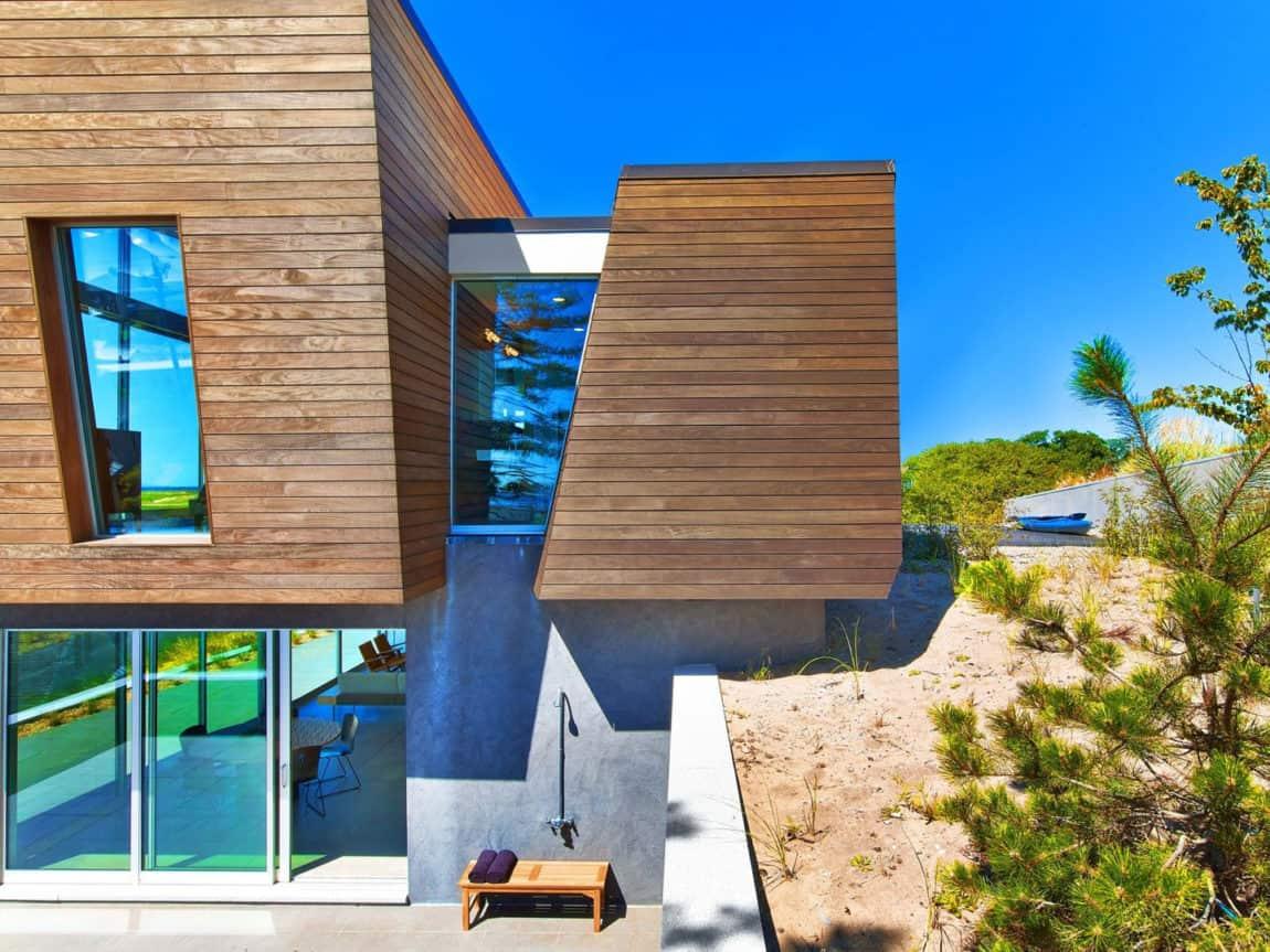 Cape Cod Beach House by Hariri & Hariri Architecture (4)