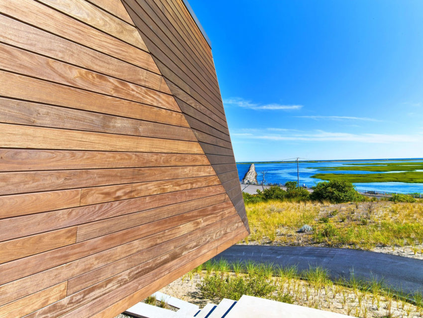 Cape Cod Beach House by Hariri & Hariri Architecture (5)