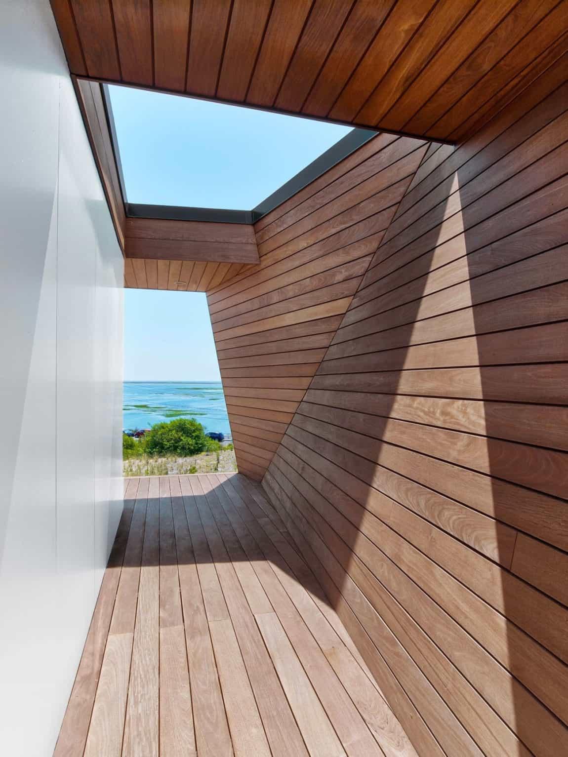 Cape Cod Beach House by Hariri & Hariri Architecture (6)