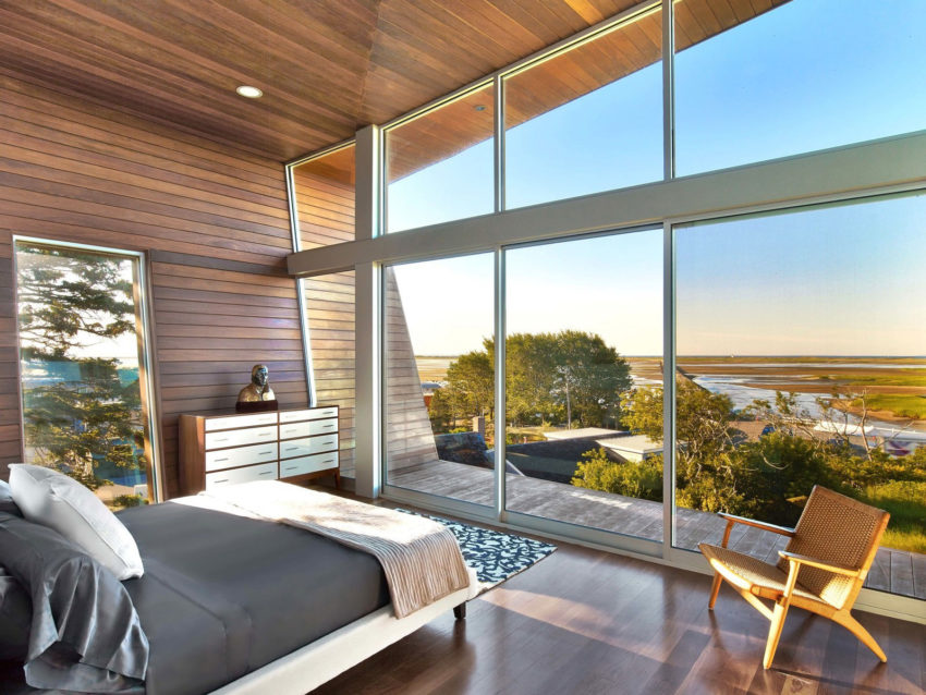 Cape Cod Beach House by Hariri & Hariri Architecture (14)