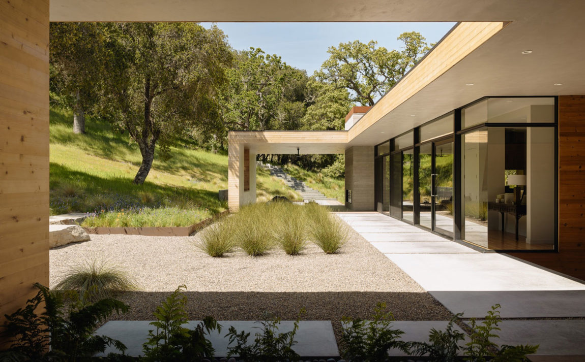 Carmel Valley by Sagan Piechota Architecture (11)
