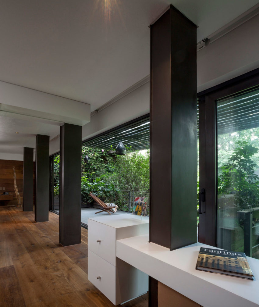 Casa O' by Despacho Arquitectos HV (13)