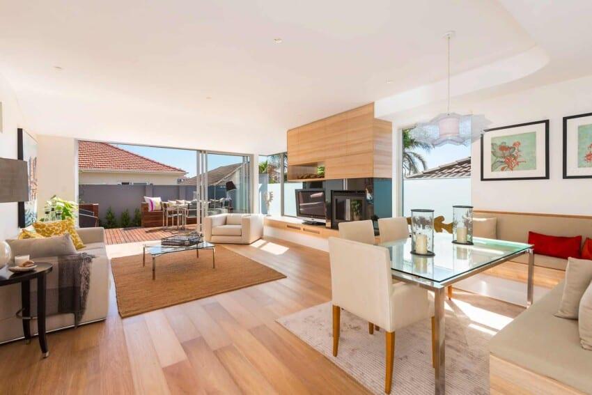 Look Interior Design Renovate A 1960s Home Near Sydney