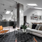 Frejgatan Apartment by Designfolder (1)