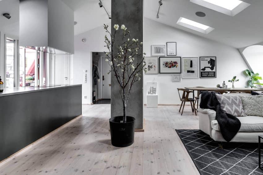 Frejgatan Apartment by Designfolder (2)