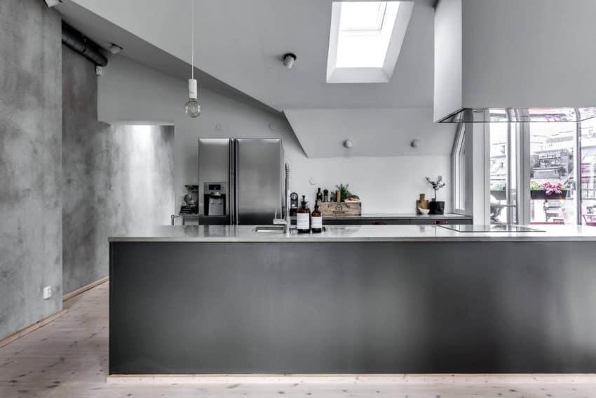 Frejgatan Apartment by Designfolder (3)
