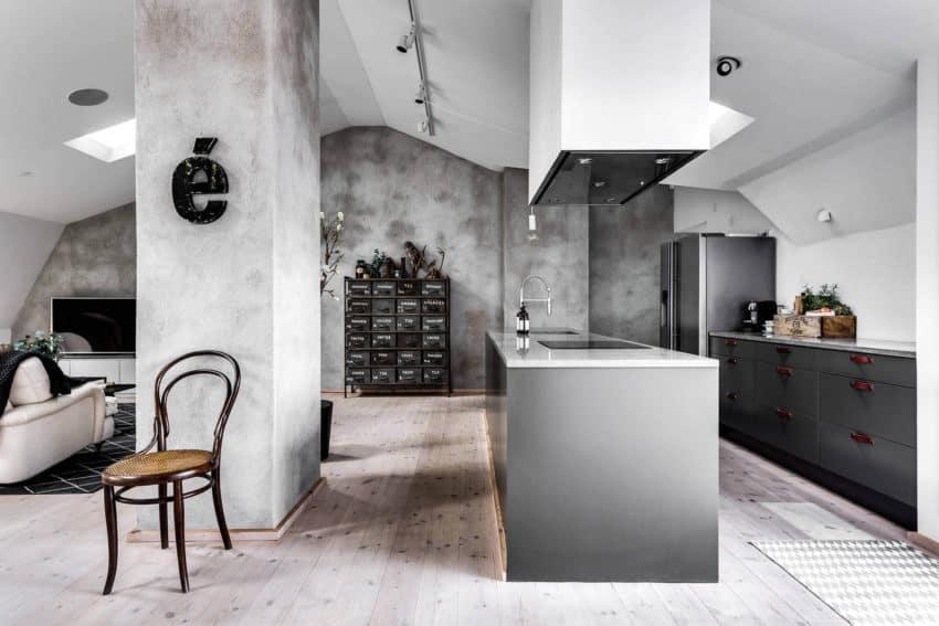 Frejgatan Apartment by Designfolder (4)