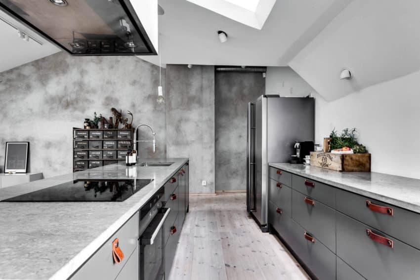 Frejgatan Apartment by Designfolder (5)