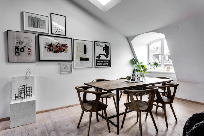 Frejgatan Apartment by Designfolder (7)