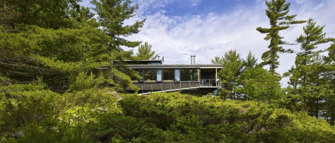 Go Home Bay Cabin by Ian MacDonald (1)