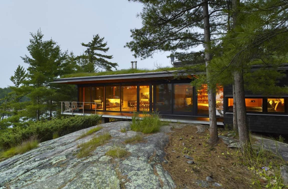 Go Home Bay Cabin by Ian MacDonald (10)