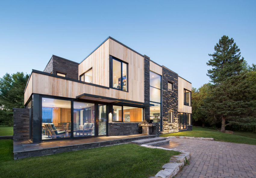 Hemmingford House by SIMARD architecture (9)
