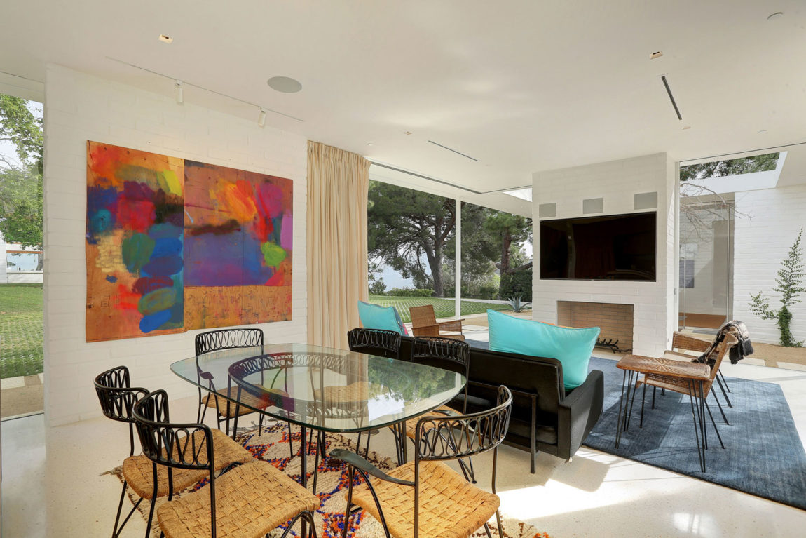 Hollywood Hills Residence by Struere (10)
