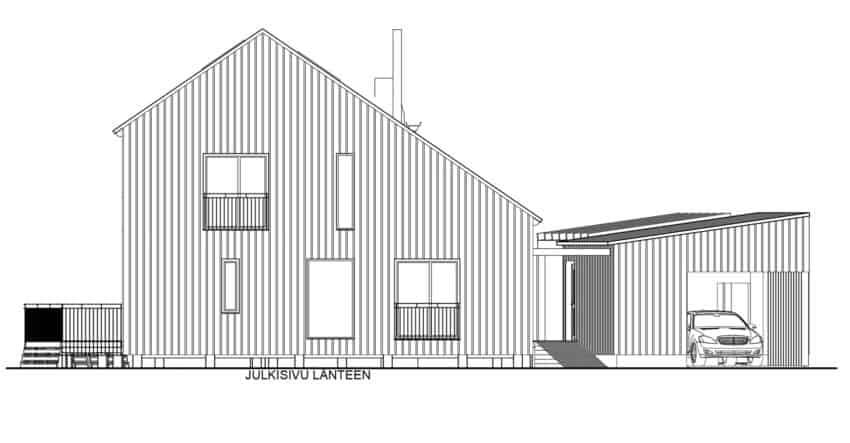 House Savukvartsi by Honkarakenne (14)