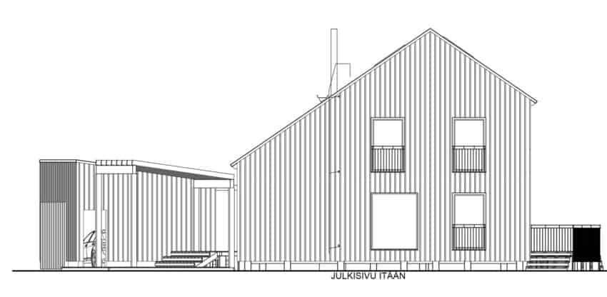 House Savukvartsi by Honkarakenne (15)