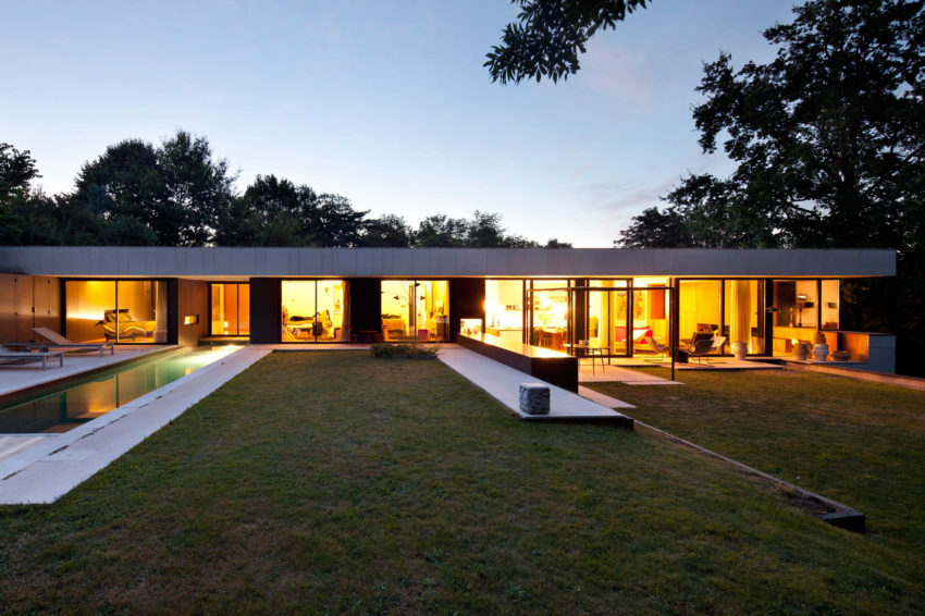 House Charbonnières-les-Bains by Atelier Didier Dalmas (14)
