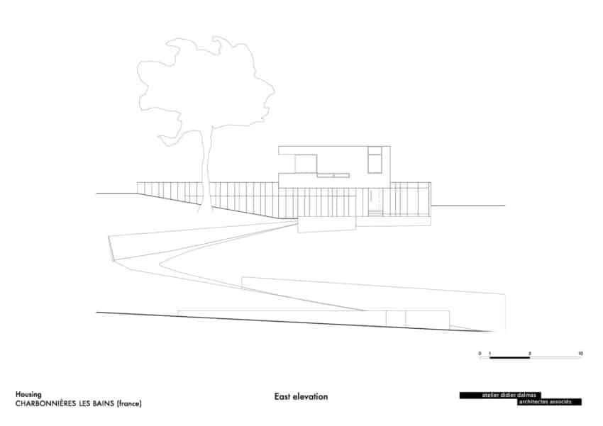 House Charbonnières-les-Bains by Atelier Didier Dalmas (18)