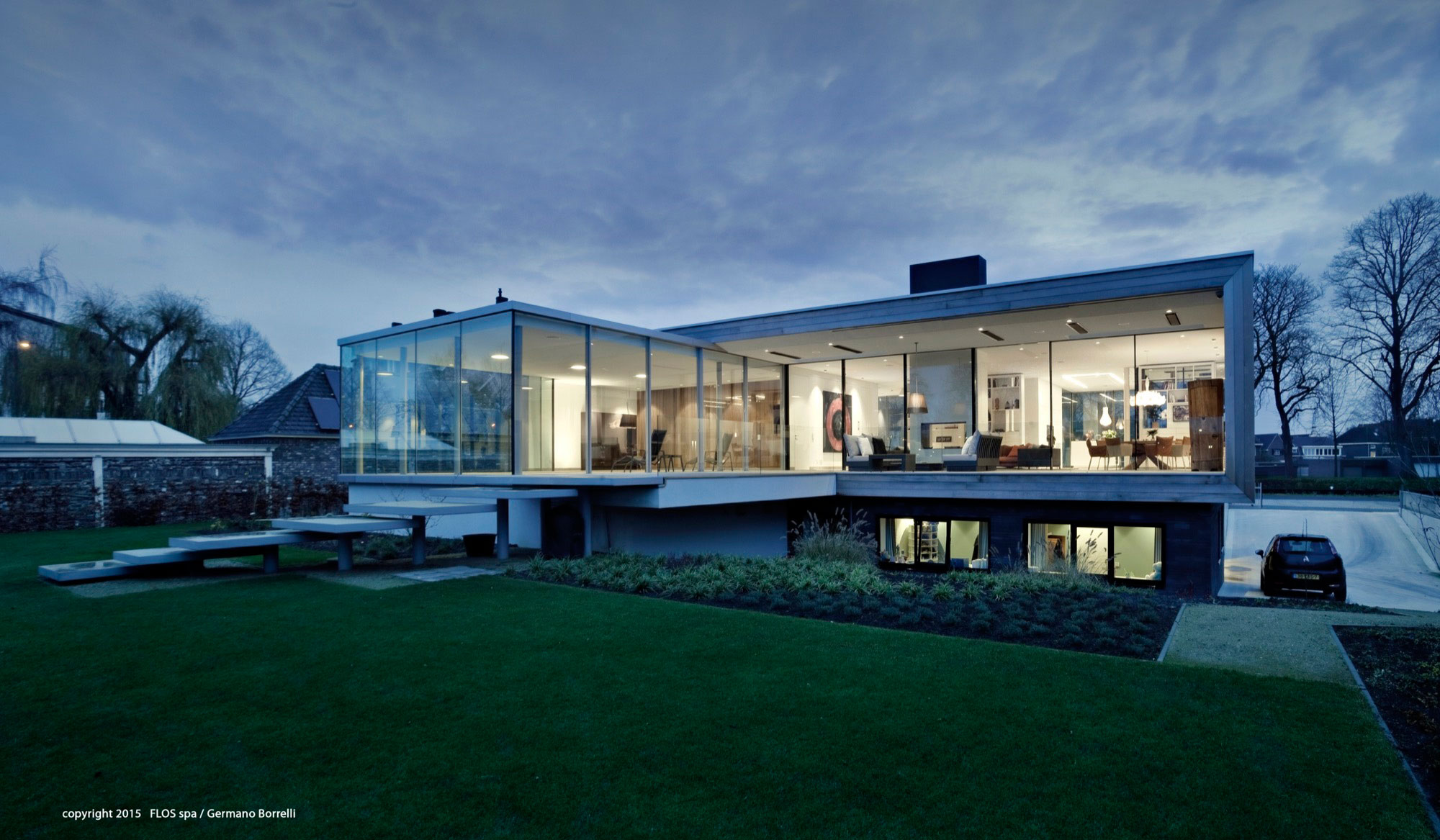 Liag Architects Design a Contemporary House in Weert, The ...