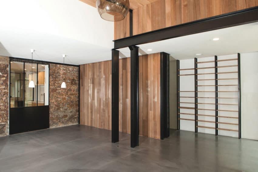 Maison Hauts de Seine by Atelier Lame Architecture (8)