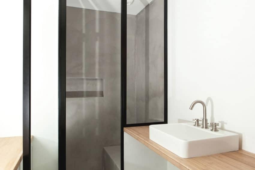 Maison Hauts de Seine by Atelier Lame Architecture (15)