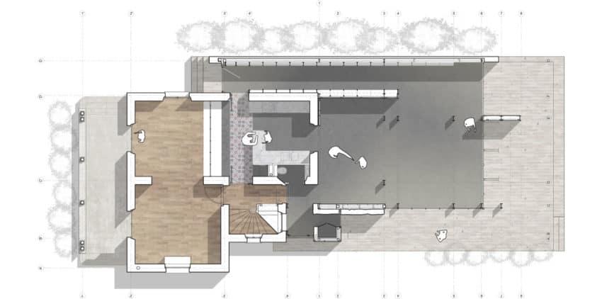 Maison Hauts de Seine by Atelier Lame Architecture (16)