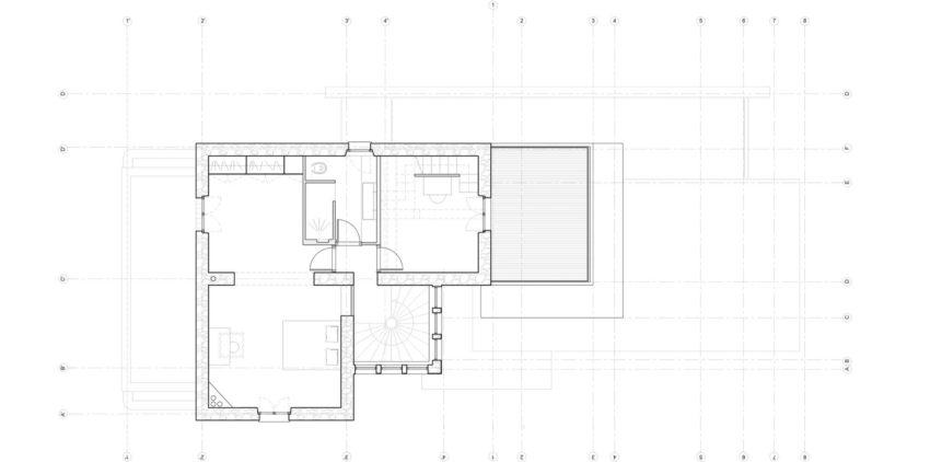 Maison Hauts de Seine by Atelier Lame Architecture (18)