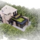 Maison Hauts de Seine by Atelier Lame Architecture (24)