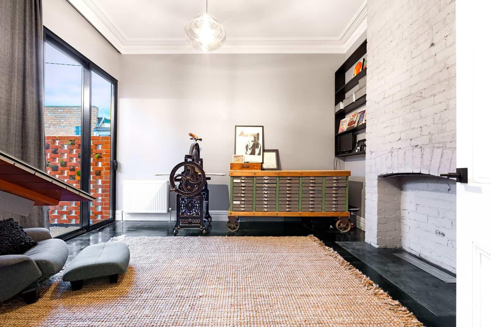 Rara Architecture Renovates a Home in Melbourne, Australia