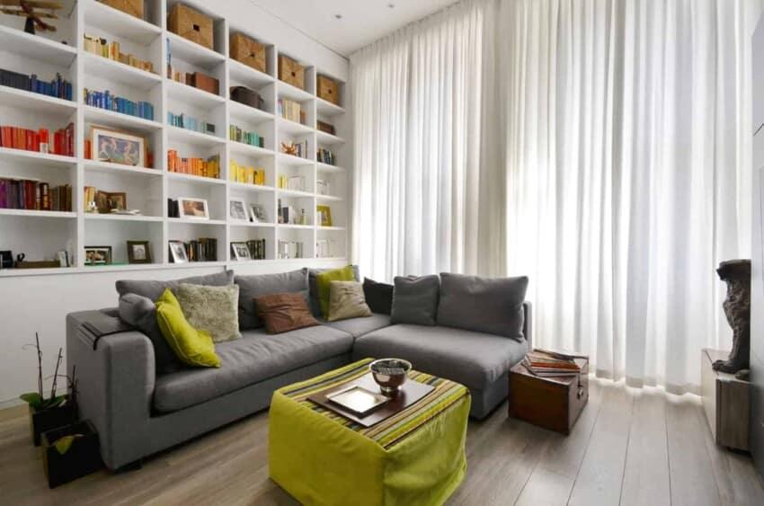 Nevern Square Apartment by Daniele Petteno Architecture (1)