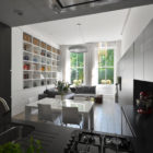 Nevern Square Apartment by Daniele Petteno Architecture (3)
