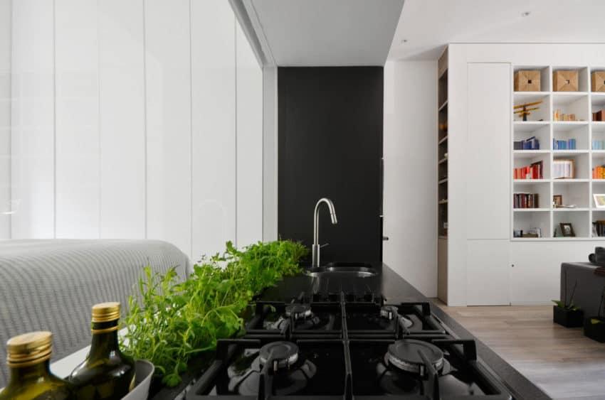 Nevern Square Apartment by Daniele Petteno Architecture (6)