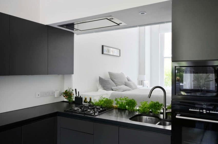 Nevern Square Apartment by Daniele Petteno Architecture (9)