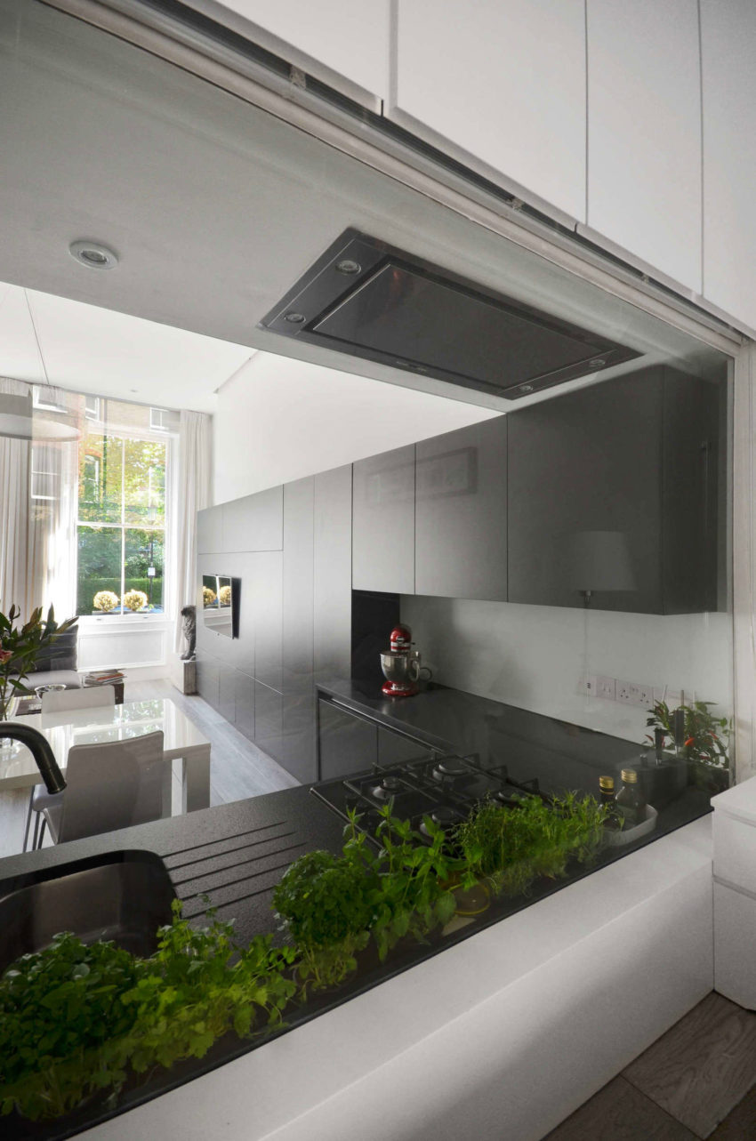 Nevern Square Apartment by Daniele Petteno Architecture (14)