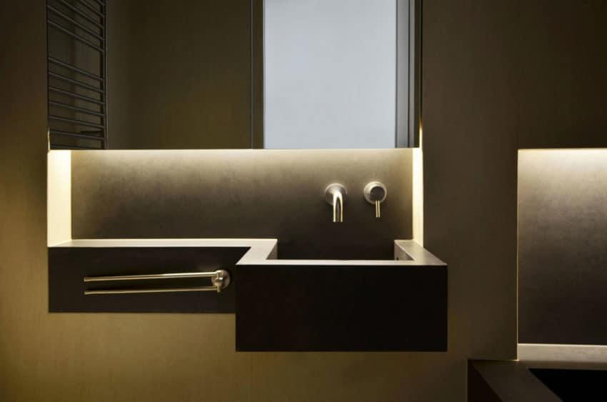 Nevern Square Apartment by Daniele Petteno Architecture (19)