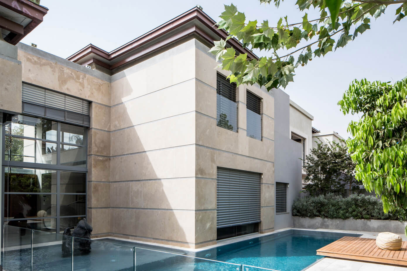 Private Residence by Joel Jospe Architects (1)