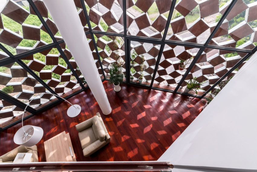 Properly Breathing House by H&P Architects (8)