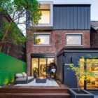 Riverdale Dormer House by post Architecture (1)