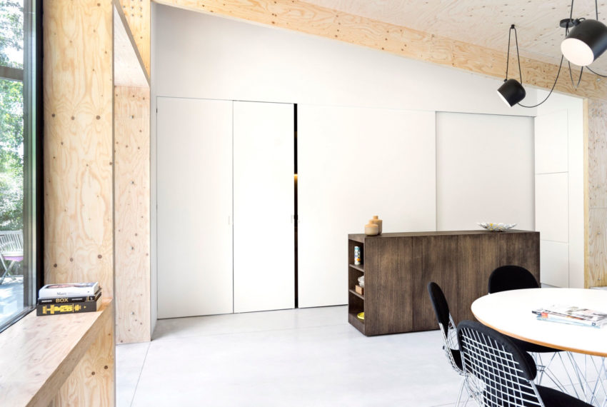 Semi Detached Home in Leuven by Rob Mols Architect (4)