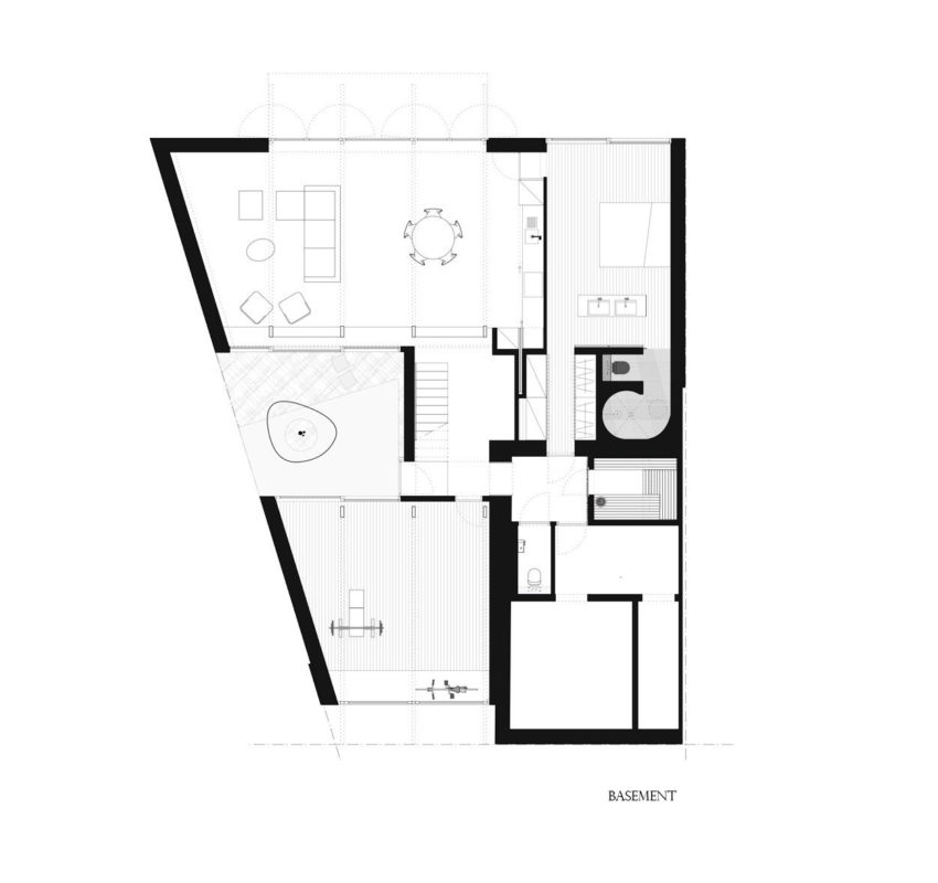 Semi Detached Home in Leuven by Rob Mols Architect (18)