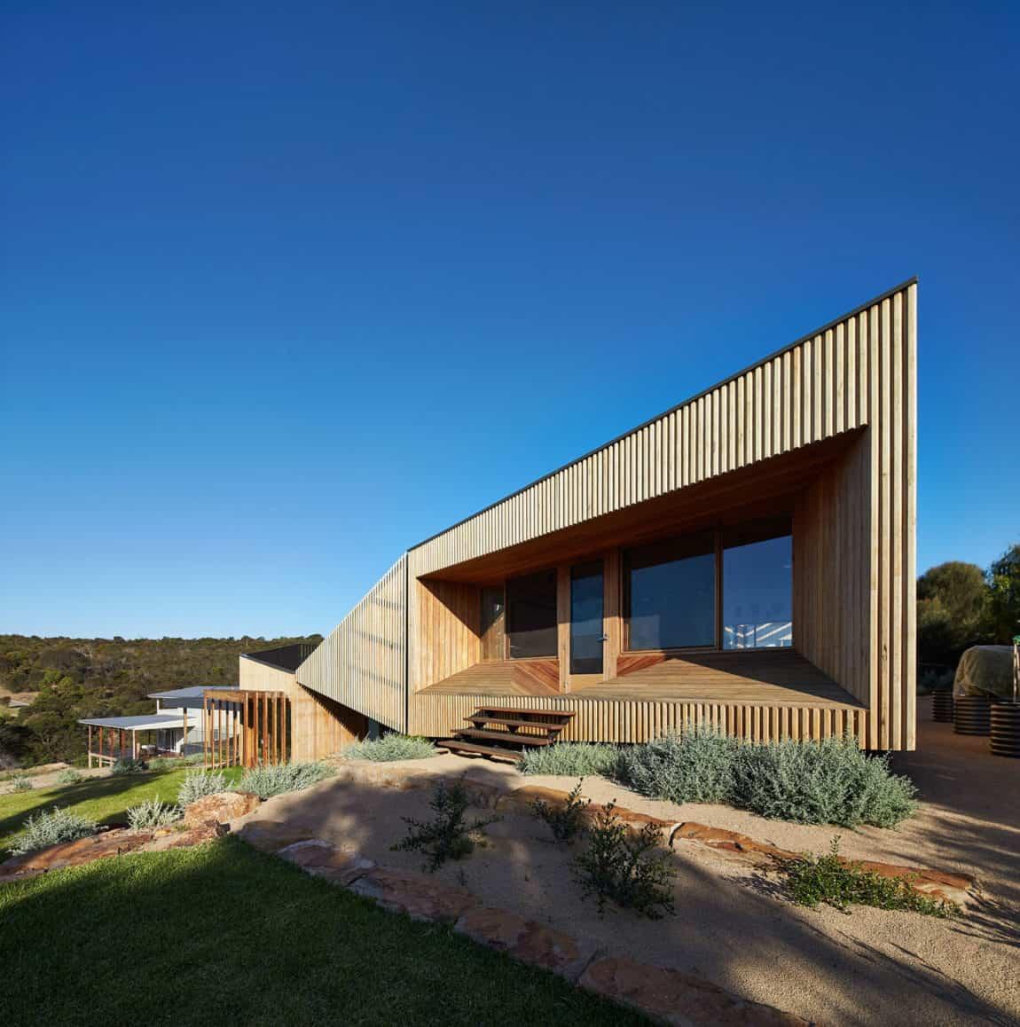 Split House by BKK Architects (7)