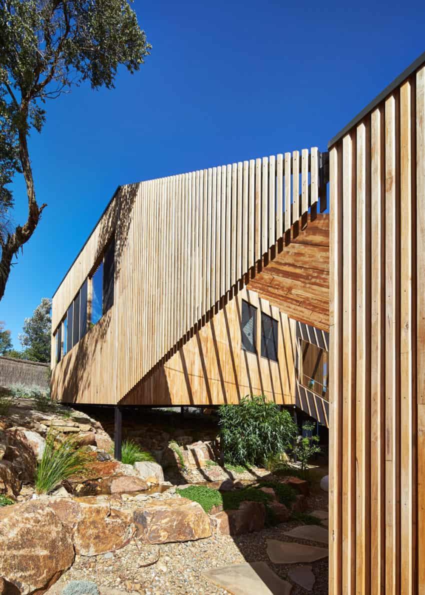 Split House by BKK Architects (9)