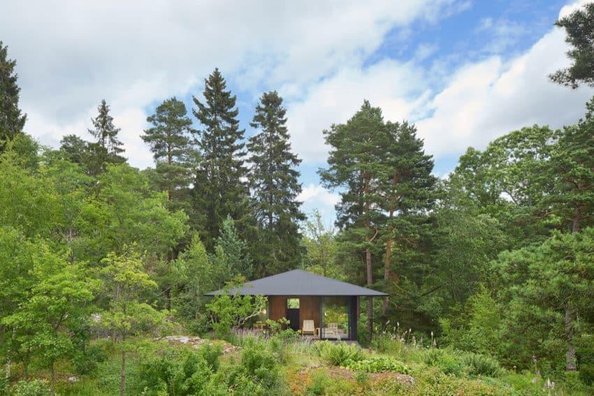 Summerhouse-T by Krupinski/Krupinska Arkitekter (1)