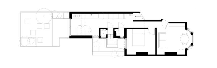 Sunken Bath Project by Studio 304 Architecture (11)