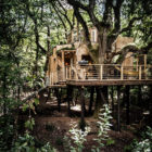 The Woodman's Treehouse by Mallinson Ltd & BEaM studio (1)